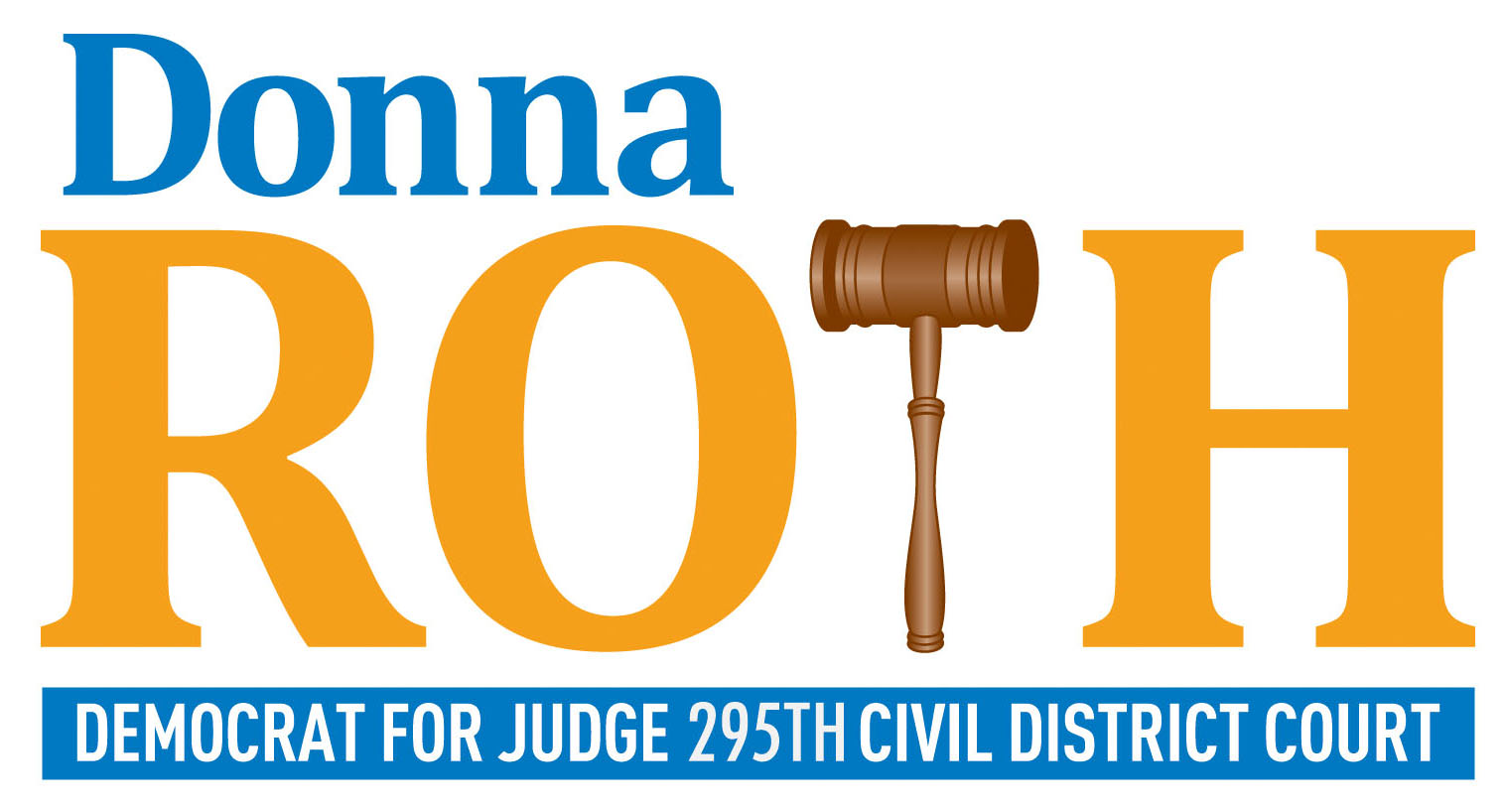 Donna Roth for Judge